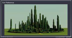 jbachdesign: Emerald City