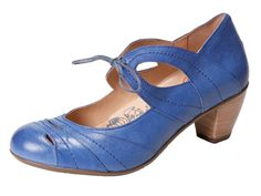 Brako shoes ...blue for me, and blue for you