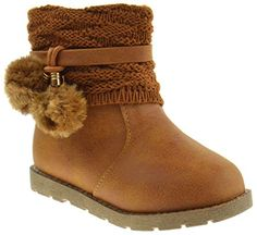 Canna 1 Little Girls Pom Pom Shearling Boots Camel 6 Luck... https://www.amazon.com/dp/B00O3UGML4/ref=cm_sw_r_pi_dp_x_G45byb3Z3HCQZ