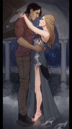 Cassian and nesta