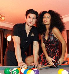 """""""The Sun Is Also a Star"""" Stars Yara Shahidi and Charles Melton cover the May 2019 issue of Cosmopolitan magazine photographed by Eric Ray Davidson. Cute Relationship Goals, Cute Relationships, Cute Couples Goals, Couple Goals, Celebrity Couples, Celebrity News, Biracial Couples, Interacial Couples, Mixed Couples"""