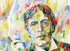 EQUILÍBRIO: O mistério do mundo, Oscar Wilde
