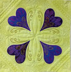 inspirational free motion quilting by Patsy Thompson source: Patsy Thompson Designs Blog