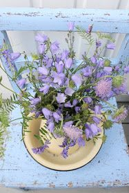You can`t use up CREATIVITY. Lavender Blue, Lilac, Periwinkle Blue, Colors Name In English, Vibeke Design, Nosegay, Holding Flowers, Country Blue, Blue Moon