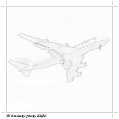 An easy-peasy dish...: AIR CRAFT FOR CHILDREN OR GROWN-UPS! (PART 4)