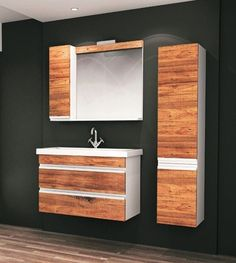 Emart Banyo Dolabı Calisto 100