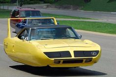 Flying Plymouth Superbird https://www.facebook.com/photo.php?fbid=539116409486085=a.255727401158322.65456.255313444533051=1