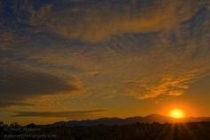 """""""Kitt Peak Sunset op04"""" photography by Mark Myhaver  Oro Valley Arizona  http://ift.tt/1USEsQO  Copyright Mark E Myhaver - All rights reserved. Use without permission prohibited by law and prevented by your integrity. #explore #southwest #arizona #kittpeak #desertlife #nature #sunset #skyline #paintedsky  #myhaverphotography #metal #prints"""