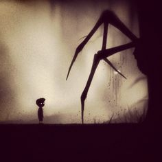 Limbo- like Braid, the art direction and atmosphere is the best I've ever played.