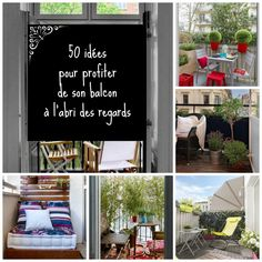 id e d co am nager un petit jardin dans son appartement balcon pinterest d co fils et. Black Bedroom Furniture Sets. Home Design Ideas