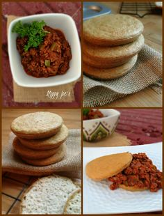 Sloppy Joe's – Grain Free | Nut Free Hamburger Buns