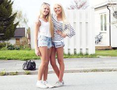 Erica Mohn &  Aurora Mohn