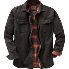 Men's Journeyman Rugged Shirt Jacket | Legendary Whitetails