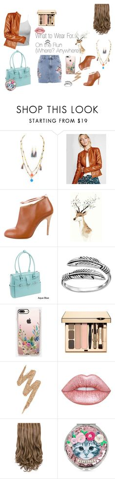 """""""Never published till now"""" by lost-in-wonderland9008 ❤ liked on Polyvore featuring Express, Maison Margiela, McKleinUSA, Primrose, Casetify, Urban Decay, Lime Crime, Betsey Johnson and Topshop"""