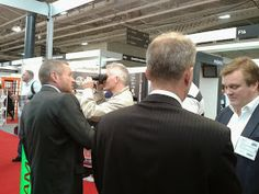 Our sales colleagues at Counter Terror Expo 2014