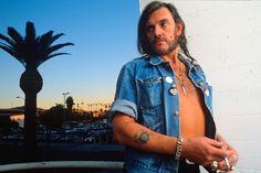Unter Palmen: Vor 25 Jahren zog der Motörhead-Sänger aus dem vergleichsweise...