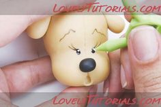 МК лепка Олень --Gumpaste (fondant, polymer clay) Reindeer making - Мастер-классы по украшению тортов Cake Decorating Tutorials (How To's) Tortas Paso a Paso