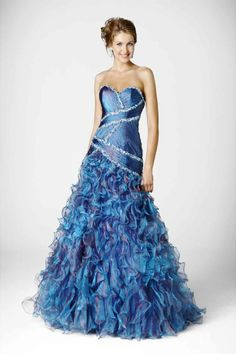 Beautiful Prom Dresses Designs