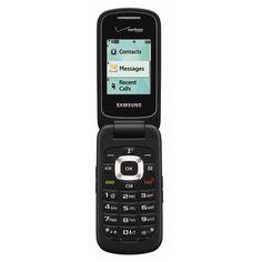 Verizon Wireless Prepaid Samsung Gusto 3 No-Contract Cell Phone (Dark Blue) NEW! #Samsung #Flip