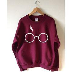 Harry Potter ❤❤tinha q ter um moleton para vc não é mesmo Harry