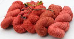 Madder (Rubia tinctorum) Textile Dyeing, Garance, Textiles, Natural Colors, Coloring, Peach, Warm, Knitting, Stamping