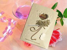 Vivo Bridal - Invitation Card IC-0017