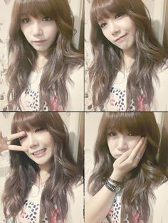 Apink's Eunji Official Cafe Update 130810