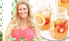 Sandra Lee shares 7 summer cocktail recipes - all under 200 calories!