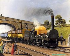 steam trains british in paintings David Heys steam diesel photo collection - 01 - HOME PAGE and ... www.davidheyscollection.com RAILWAY ART GALLERY