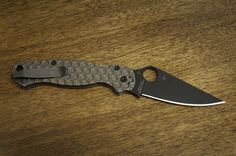 Pics of customized production knives - Page 70