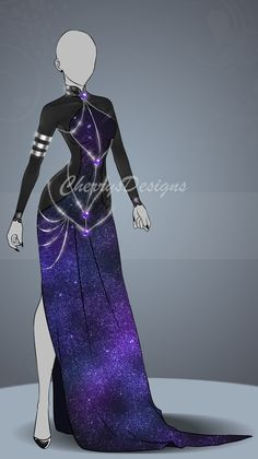 (closed) Auction Adopt - Outfit 515 by CherrysDesigns