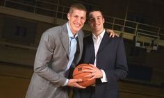 mason and miles plumlee :) so cute!
