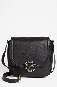 Tory Burch 'Amanda' Round Crossbody Bag available at #Nordstrom