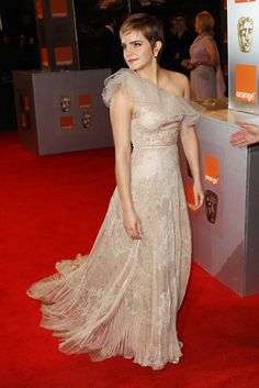Emma Watson in Valentino. Sheer brilliance.