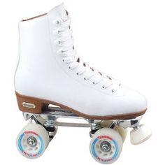 Ladies Leather Size 6 Rink Skates