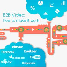 Follow these best practices for #B2B content #marketing with video.