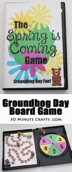 Ground Hog's Day Game