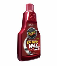 Meguiar's Car Cleaner/Liquid Wax. 16 oz.