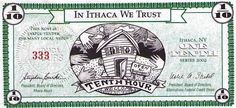 Ithaca HOURS: Currency