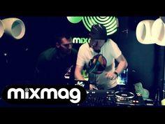 NEW: Technimatic 60min liquid d'n'b mix - YouTube