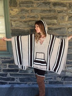 d7055e018ba9f plus size sweater  OVERSIZE PONCHO  oversize by Elegantcrochets Crochet  Skirts