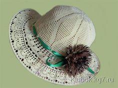 New crochet chapéu | emaranhado