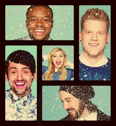 That's Christmas to me | Pentatonix | Pinterest | Pentatonix, Fob ...