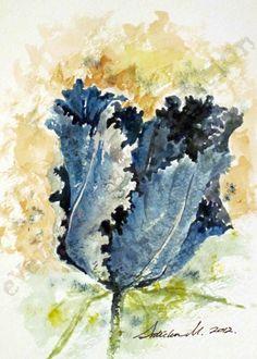 My 365 Day 208: Blue Tulip