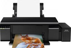 Epson L805 Mürekkep Tanklı Wi-Fi Photo Yazıcı