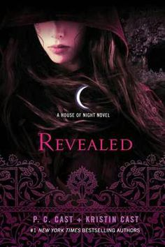 House of Night Series: Revealed #11. Cant wait for this to be released in October! I have been anxiously waiting...