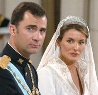 Felipe y Letizia (ESPAÑA - Mayo 2004)