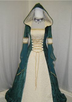 www.disfracesgamar.com Vestidos Medievales para Bodas Medieval Wedding Dresses