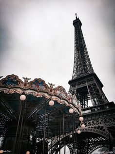 La Tour Eiffel, Paris
