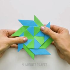 Cool Paper Crafts That will Inspire you! - - Cool Paper Crafts That will Inspire you! DIY and crafts Paper crafts are really cool with their fine designs illustrating some of the best of creative ideas…. Cool Paper Crafts, Paper Crafts Origami, Origami Art, Fun Crafts, Crafts For Kids, Origami Ideas, Origami Ring, Origami Toys, Paper Folding Crafts